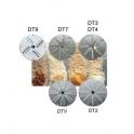 Krájač zeleniny príslušenstvo DT2, 2 mm