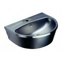 Nerezové umývadlo s otvorom pre stojankovú batériu SLUN 01