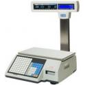 Váha etiketovacie systémová CAS CL5500 15kg s nôžkou