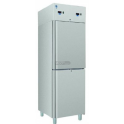 S / SN 300 S INOX chladiace, mraziaci nerezová skriňa, delený priestor, na GN