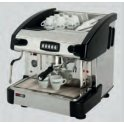 Kávovar jednopáková - čierny EMC 1P / B RedFox