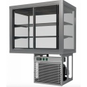 Chladiaca vitrína MODUS T MO080565FT2F10 samoobslužná 800 x 500 x 650 mm