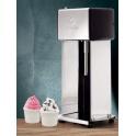 Mixer na zmrzlinu a mrazené jogurty M105R pre vyberateľnou lyžicu