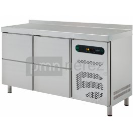 Chladiaci stôl Asber ETP-7-135-04 (4x zásuvka)
