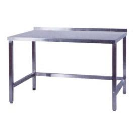 Pracovný stôl nerezový nad chladničky, rozmer (dx š): 1000 x 700 x 900 mm