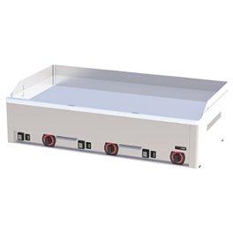 Elektrická grilovacia platňa hladká chrómovaná FTHC 90 E RedFox