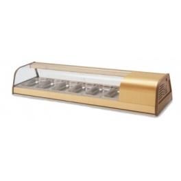 Chladiaca pultová vitrína presklená BFIC-6-P - CORECO