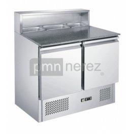 Chladiaci stôl Saladeta MPS-900gr (2x dvere / 900 mm)