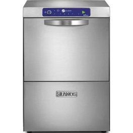 Umývačka riadu a skla SILANOS dvojplášťová DS D50-32-DBMS 230V s odpadovým čerpadlom