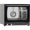 Elektrická cukrárska pec LineMiss 4x 460x330 UNOX XFT 133 Manual Humidity